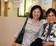 Dr Chan and Julie Zheng